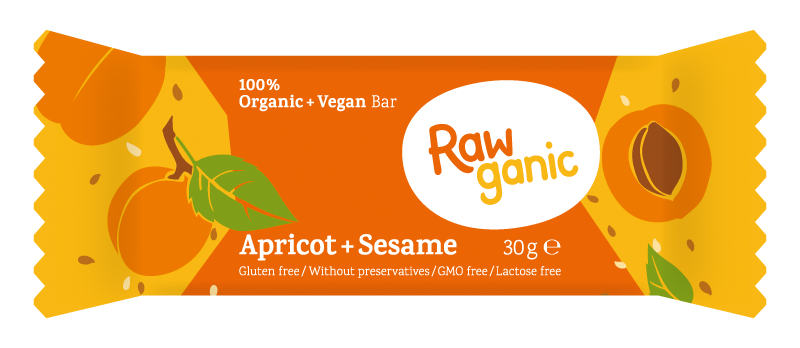 Rawganic bar number one